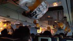 Pasajeros de Jet Airways sangran por los oídos y la nariz debido a fatal error del piloto
