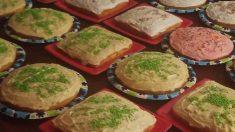 Constanza la niña empresaria mexicana de 4 años que hace pasteles para vender y enfrentar su cáncer
