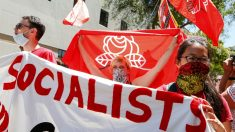 Cómo 57.000 socialistas y comunistas planean tomar el control del Partido Demócrata