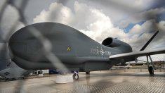 Un dron espía estadounidense cayó en junio en aguas del Golfo de Cádiz