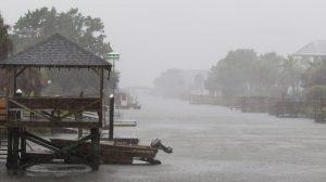 Filman espeluznante fantasma en la isla Pawleys antes del huracán Florence