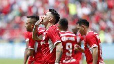 Toluca vence al Veracruz con un gol y dos asistencias del argentino Sambueza