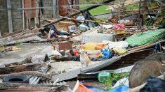 Tifón Mangkhut deja devastación en Filipinas y dos víctimas mortales