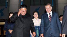 Reunidos en Corea del Norte Kim agradece a Moon la histórica cumbre con EE. UU.