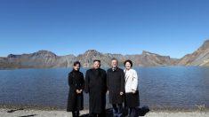 Kim Jong Un se burla de China durante la Cumbre con Moon