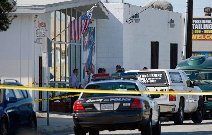 Arrestan a una policía de Estados Unidos por matar a su vecino tras confundirse de casa (Foto de Kevork Djansezian/Getty Images)