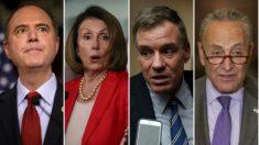 Demócratas intentan bloquear la desclasificación de documentos de la investigación sobre Rusia