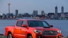 Toyota Tacoma, el gol japonés a los norteamericanos