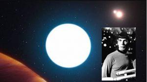 Vulcano, el mundo de Star Trek existe, es una Súper Tierra habitable