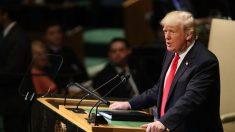 """Trump se refiere a la """"tragedia humana"""" en Venezuela e impone sanciones contra funcionarios"""