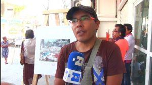 Convocan a mexicanos a compartir fotos del sismo de 2017