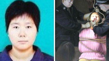 Mujer alimentada por la fuerza con aceite de mostaza por agentes comunistas chinos, muere dos meses después
