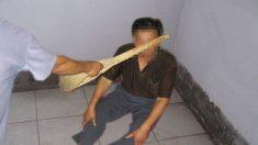Golpean a anciano chino hasta dejarlo inconsciente  y le inyectan 'drogas desconocidas', dice informe