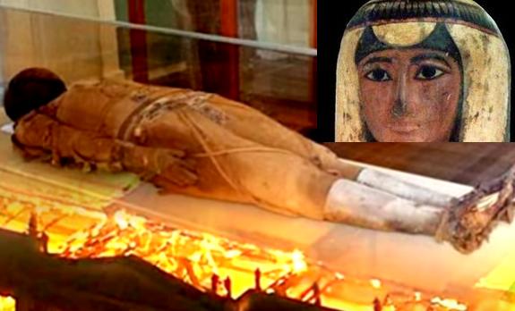 Dos momias egipcias perdidas en el Museo de Brasil revelan historias insólitas e inquietantes