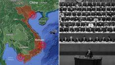 """La comunidad vietnamita dice que """"Vietnam y Australia caerán como el Tíbet en manos de China"""""""