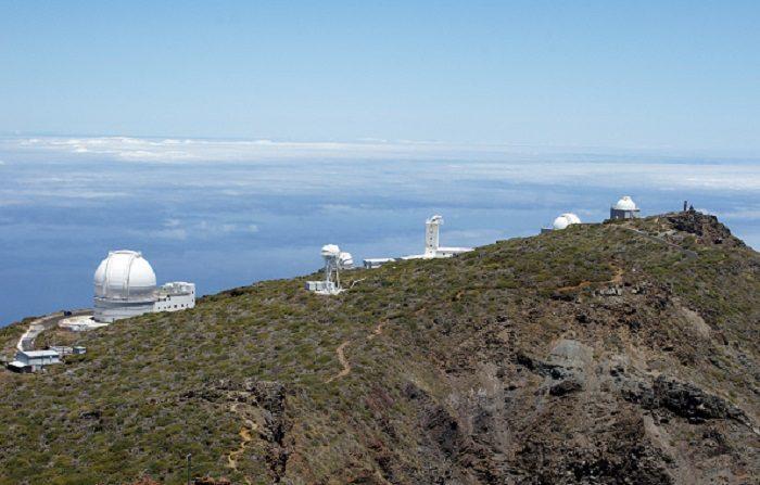 España inaugurará telescopio de la red Cherenkov para el estudio del Big Bang