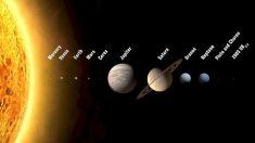 Descubren un objeto dos veces y media más lejos del Sol que Plutón