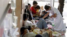Segundo brote de tifus tiene en alerta a autoridades de Los Ángeles