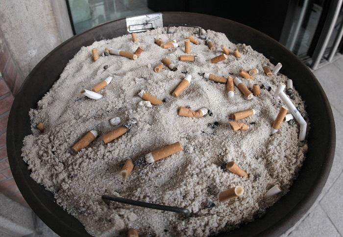Playas Terrazas Y Coches Sin Humo Propuestas Antitabaco