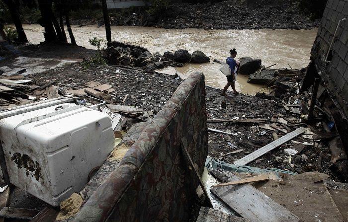 La oficina del alguacil del condado Gulf (noroeste de Florida), uno de los más afectados por el ciclón, informó hoy en las redes sociales de la muerte de Brad Price de 49 años, auxiliar médico y coordinador de bomberos del condado de Gulf. EFE/Archivo