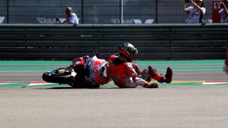 Lorenzo regresa a España y no disputará la carrera de Australia