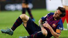 Messi no precisaría cirugía, pero tiene una fractura en la cabeza del radio tipo II