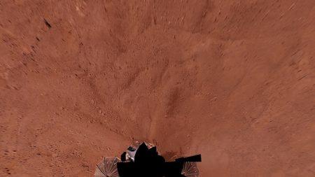 Detectan reservas de oxígeno en Marte que podrían sustentar microbios