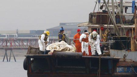 Derrame de petróleo en Golfo de México puede ser uno peores de la historia