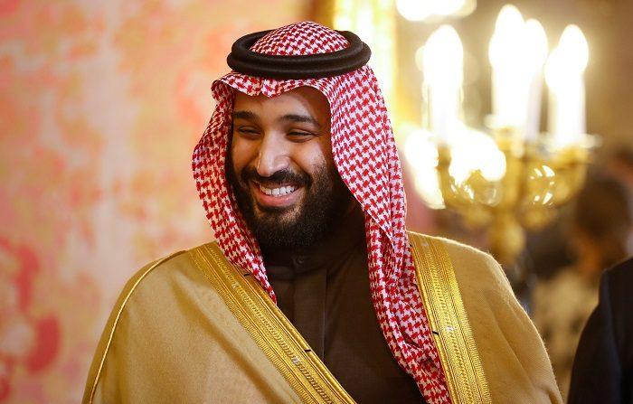 Rey y príncipe saudí reciben a familiares de Khashoggi para dar condolencias. El príncipe heredero de Arabia Saudí, Mohamed bin Salmán. EFE/Archivo