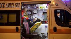 Al menos veinte heridos en Roma tras caerse una escalera mecánica en el metro