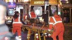 Paramédico responde a un accidente de tránsito y descubre que su hija es una de las víctimas