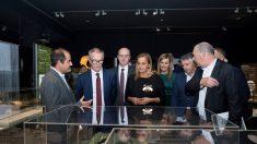 Pontevedra y su prehistoria se instalan en el Museo Arqueológico de España