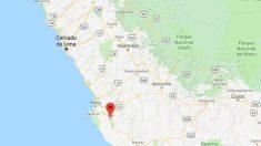 Un sísmo de magnitud 4,9 sacude la región peruana de Ica sin causar daños