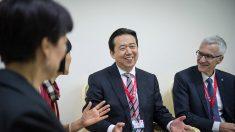 China detiene el jefe de Interpol y renuncia a su puesto