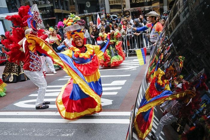 Anulan por segundo año el Desfile de la Hispanidad en Nueva York por covid-19