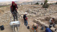 Arqueólogos españoles desentierran la primera ciudad en la actual Palestina