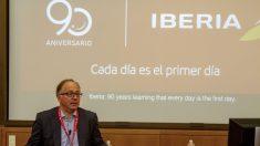El presidente de Iberia explica transformación corporativa en IESE Nueva York