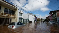 La tormenta Dolores se intensifica en las costas mexicanas de Michoacán