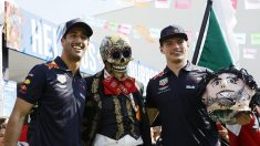 Entre alebrijes y piñatas, los pilotos arrancan el Gran Premio de México