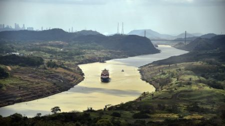 China, Estados Unidos y el Canal de Panamá