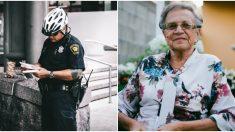 Arrestan anciana de 93 años y se siente la criminal más feliz del mundo