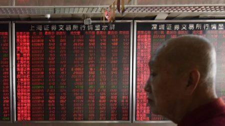 Se vienen fuertes vientos en contra para el mercado de valores chino