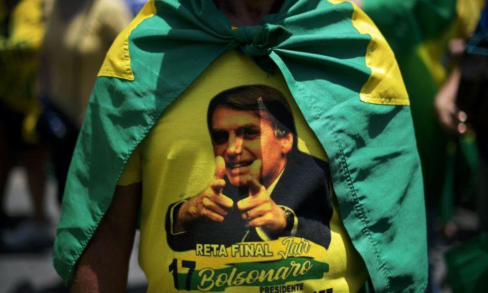 Entrevista con el escritor brasileño Olavo de Carvalho: Bolsonaro y la reacción de los comunistas
