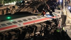 Suman al menos 22 muertos y 171 heridos tras descarrilamiento de tren de pasajeros en Taiwán