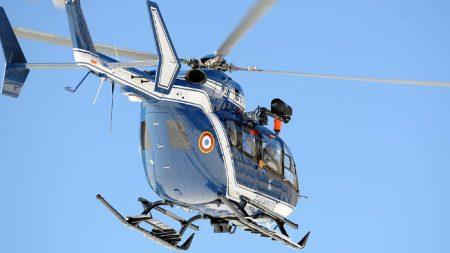 45 personas aisladas en los Alpes dependen de un helicóptero que quizás regrese en 6 meses