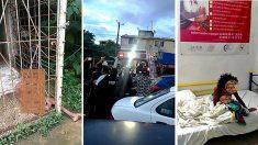 Insólito: hallan mujer enjaulada desde hace más de 15 años en México