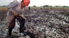 Informan masivo derrame de 720.00 litros de hidrocarburos en la frontera de Chile-Argentina