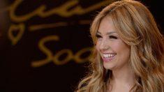 Thalía filma cuando la detiene la policía en Nueva York y lo muestra en redes sociales