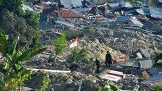 Terremoto en Indonesia: rescatan con vida 31 estudiantes después de una semana
