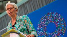 El FMI advierte de un nuevo récord de la deuda global: 182 billones de dólares